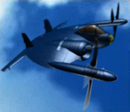 F5U Flying Pancake (Partner)