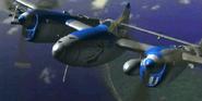 P-38 Fighters Index Art 2