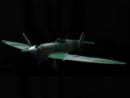 Spitfire Mk. VII (Fighters Index Model)