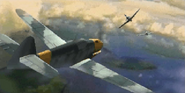 Bf-109 Fighters Index Art 1