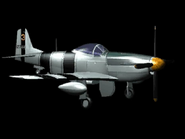 P-51 Mustang (Console Intro)