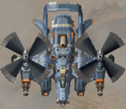 Specter helicopter