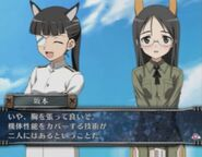 Strike Witches What I Can Do Along With You gameplay 1