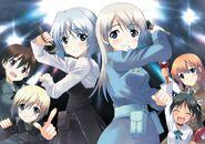 Kimi to Tsunagaru Sora art 2