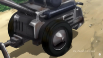 Strike witches combustion engine