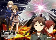 Strike Witches The 501st Joint Fighter Wing manga art 2 1+2
