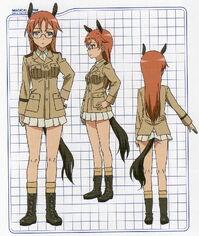 OVA2 Neumann tail