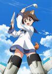 Strike Witches 501 Butai Hasshin Shimasu! anime 4