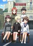 Strike Witches 501 Butai Hasshin Shimasu! anime 3