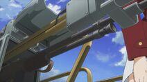 M1918 BAR weapon cradle