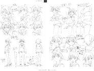 Yoshika animation work