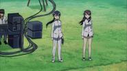Fumika and Takami
