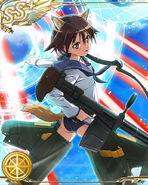 Strike Witches Kiseki no Rondo card example