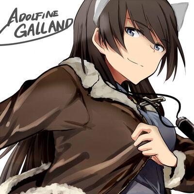 Adolfine Galland 2
