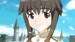 Strike Witches Blitz in the Blue Sky DS PV