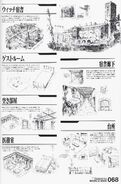 Strike Witches World Atlas 501st Romangna base page 2