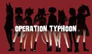 503rd JFW Operation Typhoon