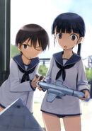 Tetsuko & Mio