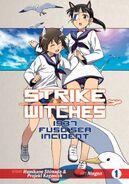 Strike Witches zero 1937 en cover 1
