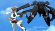 Yoshika vs Neuroi