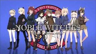 Noble Witches light novel PV