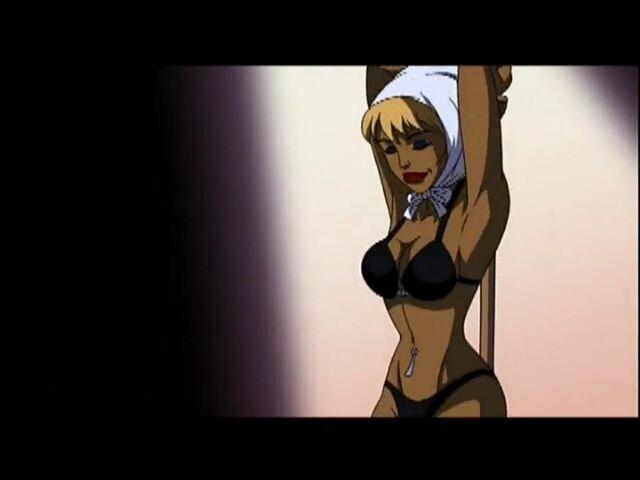 File:Catt reveals her black bra and panty.jpg