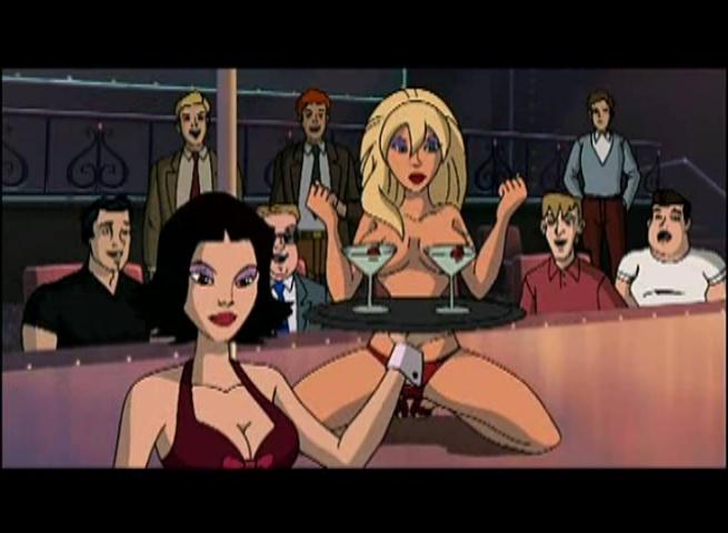 Stripper ella have nudity on it