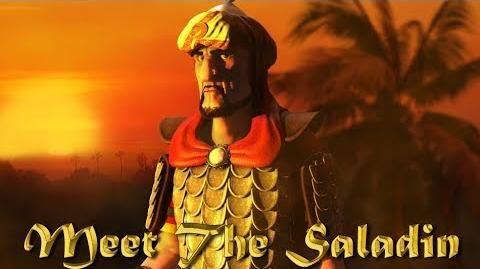 Stronghold Crusader 2 - Meet the Saladin