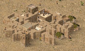 Burg der Ratte Stronghold Crusader