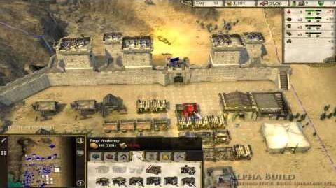 Let's Play Stronghold Crusader 2 - Alpha Demo (1 2)