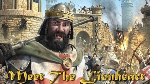 Stronghold Crusader 2 - Meet the Lionheart