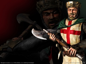 Stronghold Crusader Wallpaper