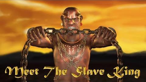 Stronghold Crusader 2 - Meet the Slave King