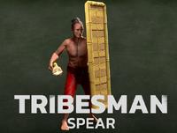 Spear tribesman avatar