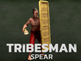 Spear tribesman