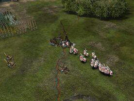 Meeting the Hawk's siege