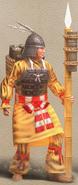 Fire lancer avatar