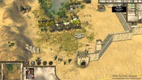 Stronghold Crusader 2- Interview Pre-Alpha Footage!