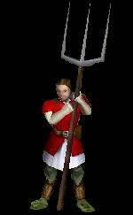 Armed peasant