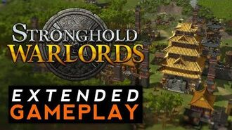 Stronghold Warlords - Alpha Demo Gameplay