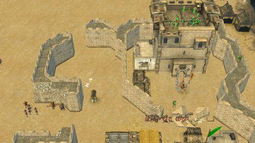 Ratinacage siege
