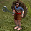 Pictish boatman