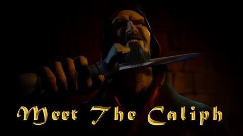 Stronghold Crusader 2 - Meet the Caliph