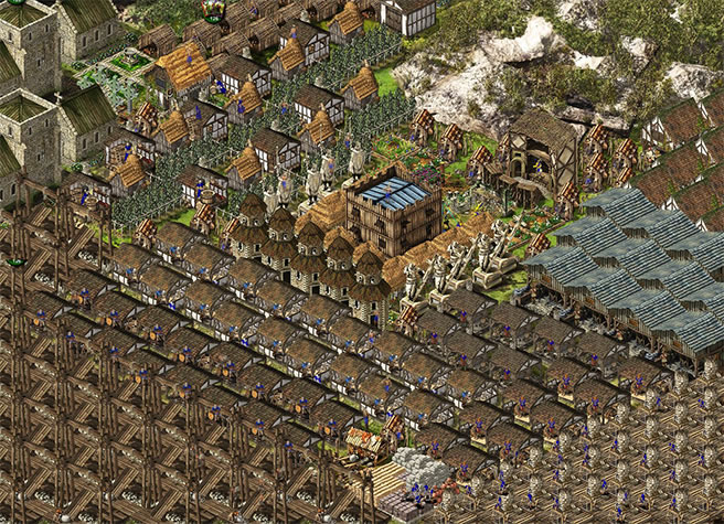 Stronhold kingdoms