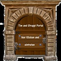 Portal außen