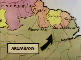 Karte Arumbayas