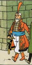 Charakter Hauptmann der Wache (königstreu)