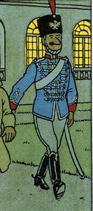 Charakter Hauptmann der Wache (Verräter)