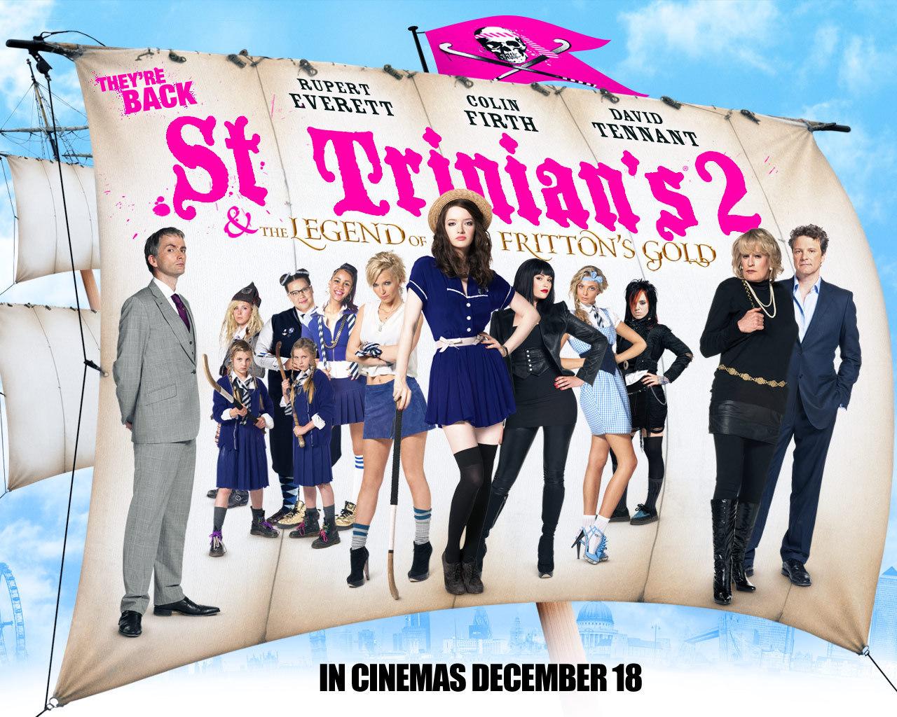 St Trinian's 2: The Le...