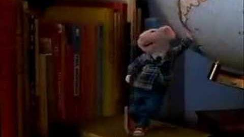 Stuart Little - Disney Channel Commercial